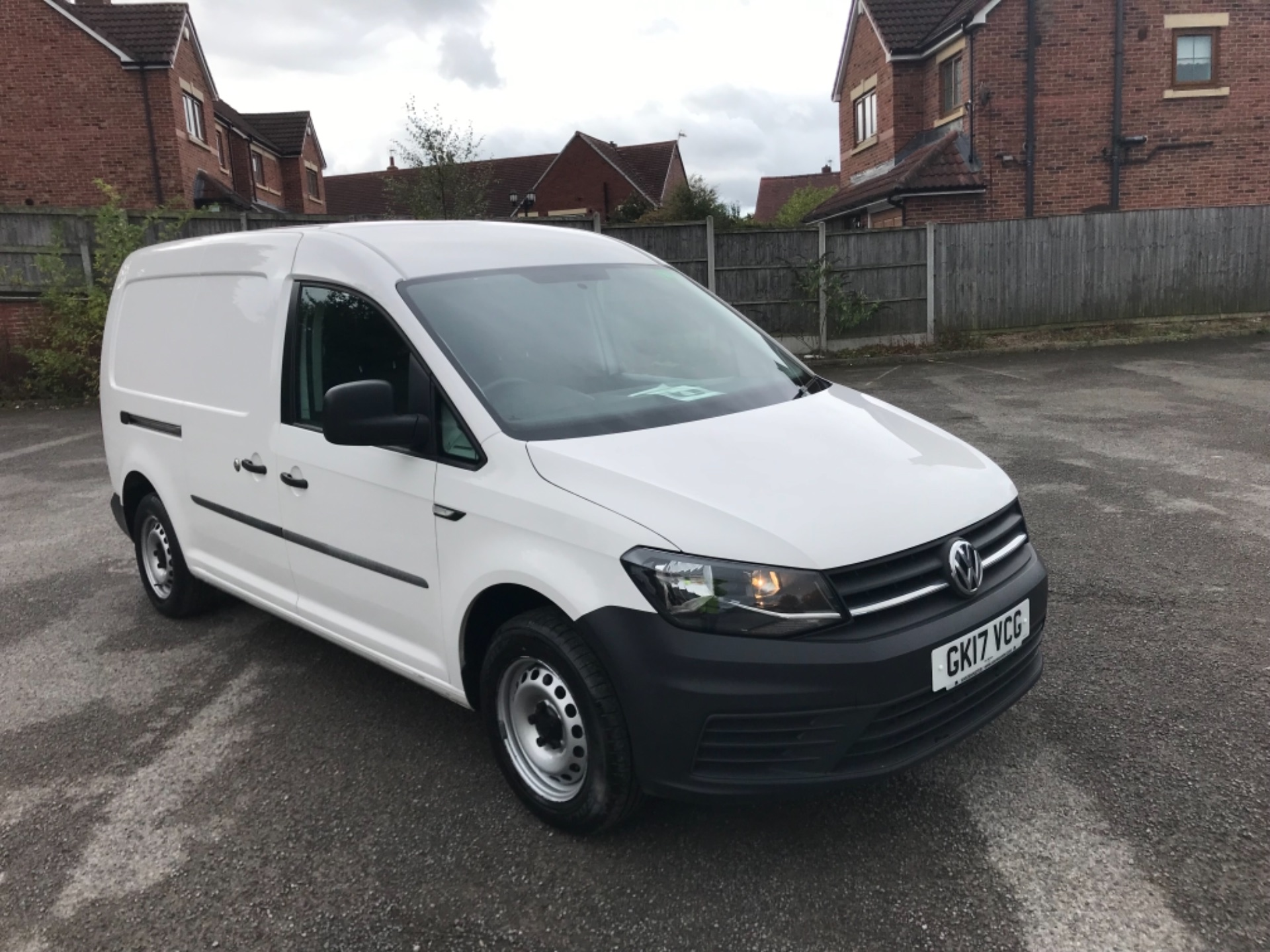 2017 Volkswagen Caddy  2.0 102PS BLUEMOTION TECH 102 STARTLINE EURO 6 (GK17VCG) Image 1