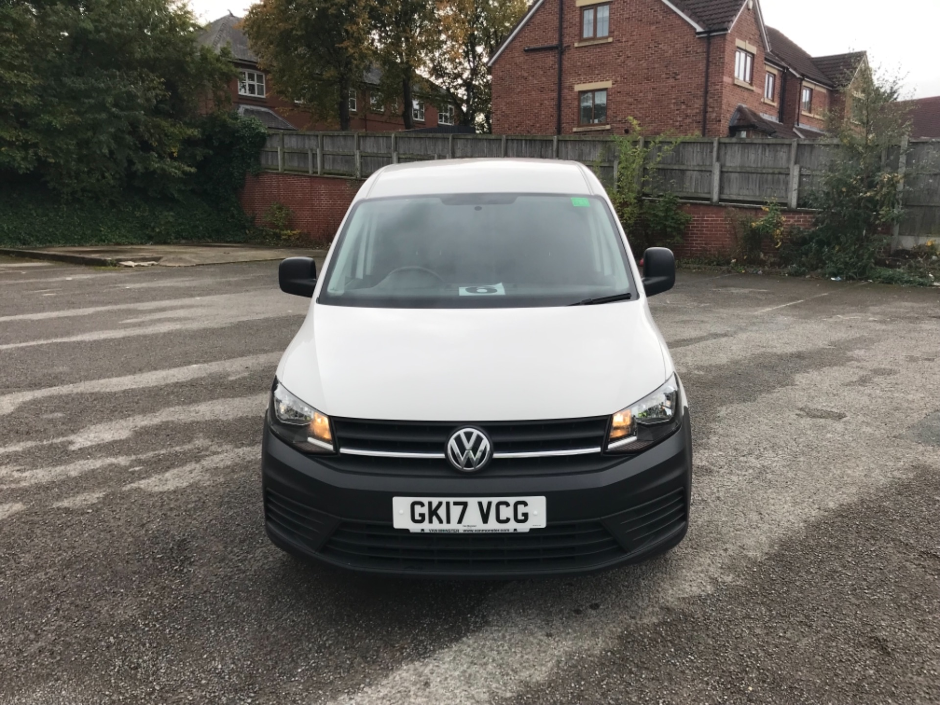 2017 Volkswagen Caddy  2.0 102PS BLUEMOTION TECH 102 STARTLINE EURO 6 (GK17VCG) Image 2