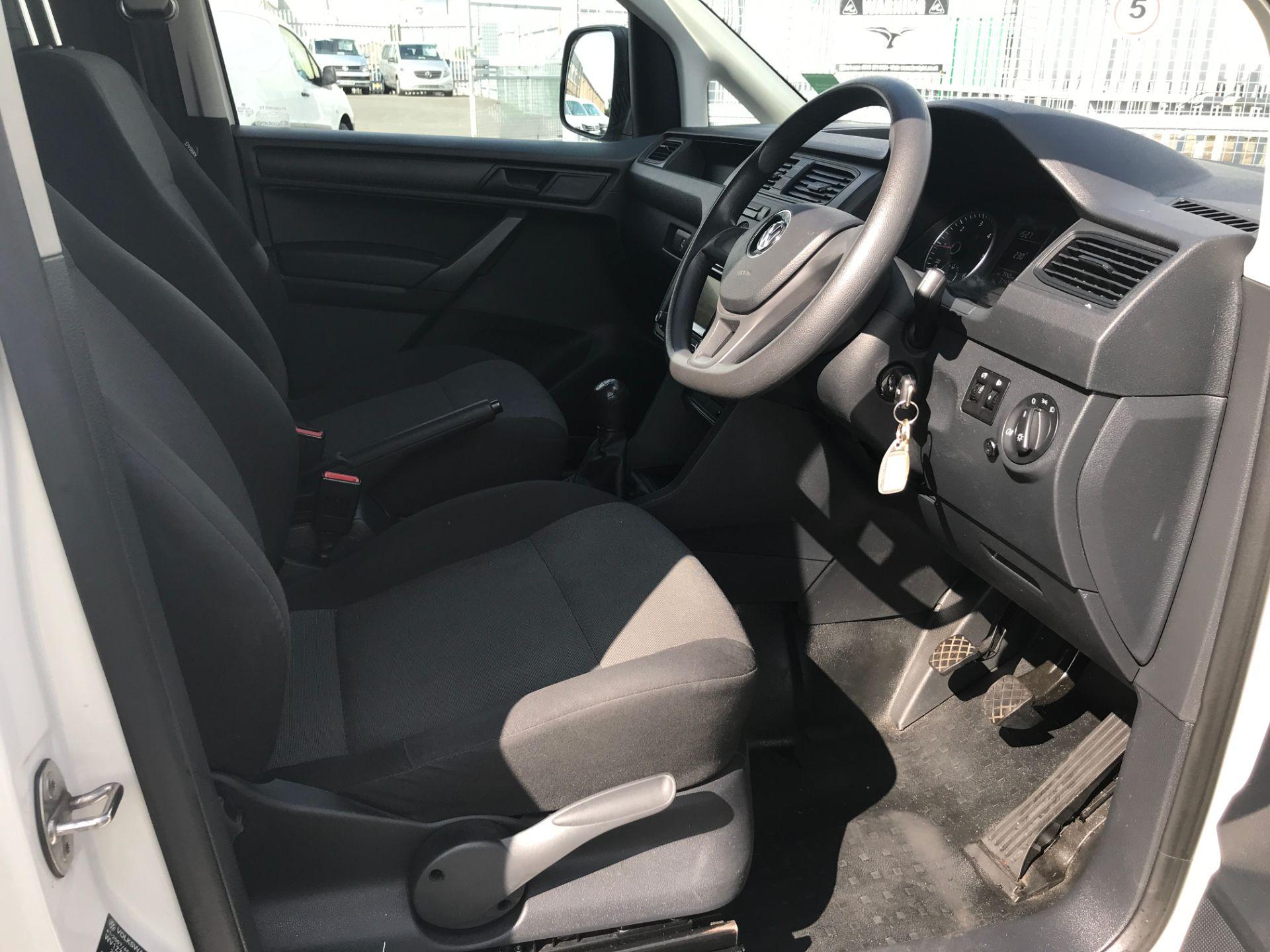 2017 Volkswagen Caddy Maxi 2.0TDI BLUEMOTION TECH 102PS STARTLINE EURO 6 (GK17VCN) Image 2