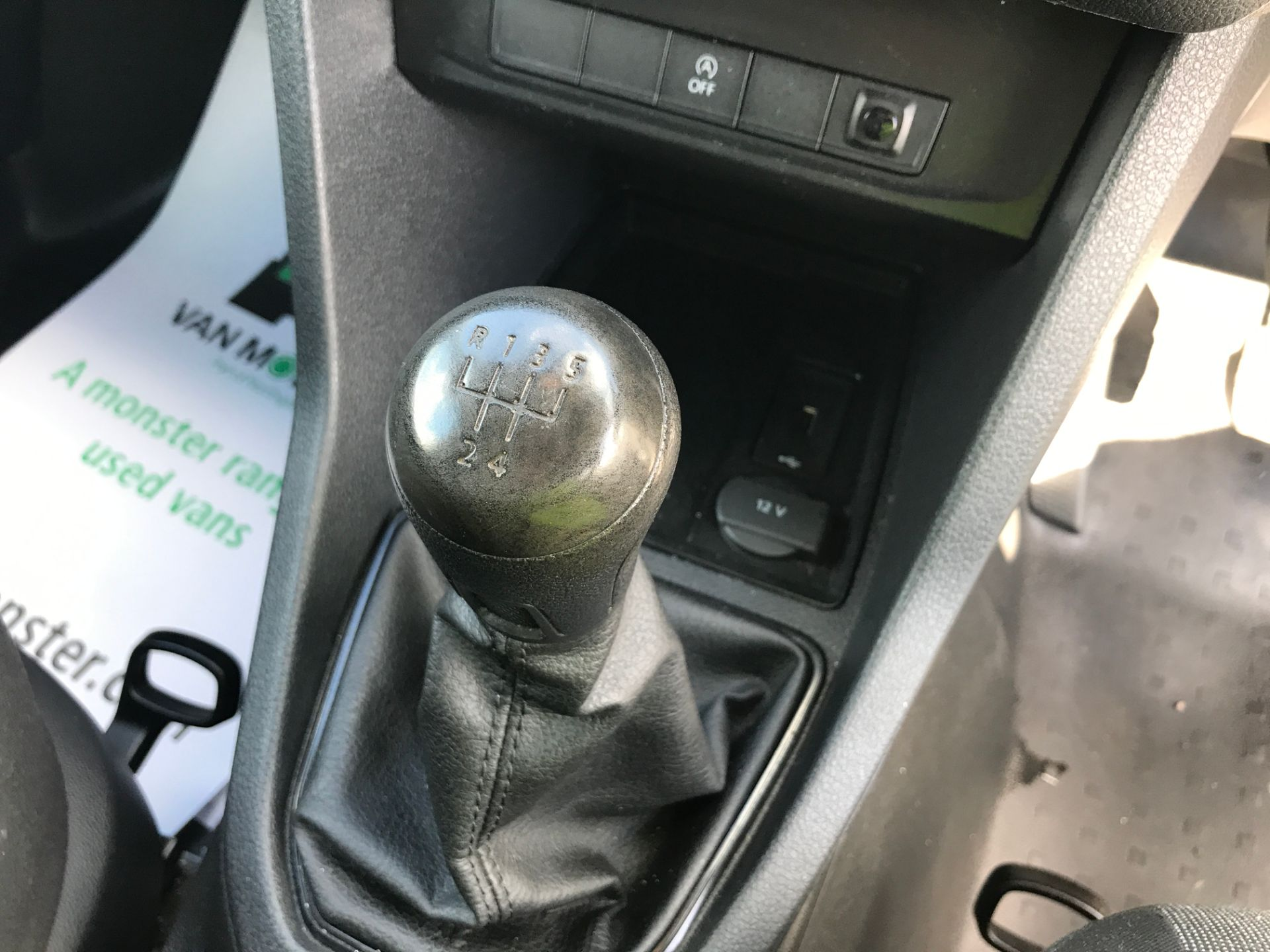 2017 Volkswagen Caddy Maxi 2.0TDI BLUEMOTION TECH 102PS STARTLINE EURO 6 (GK17VCN) Image 4