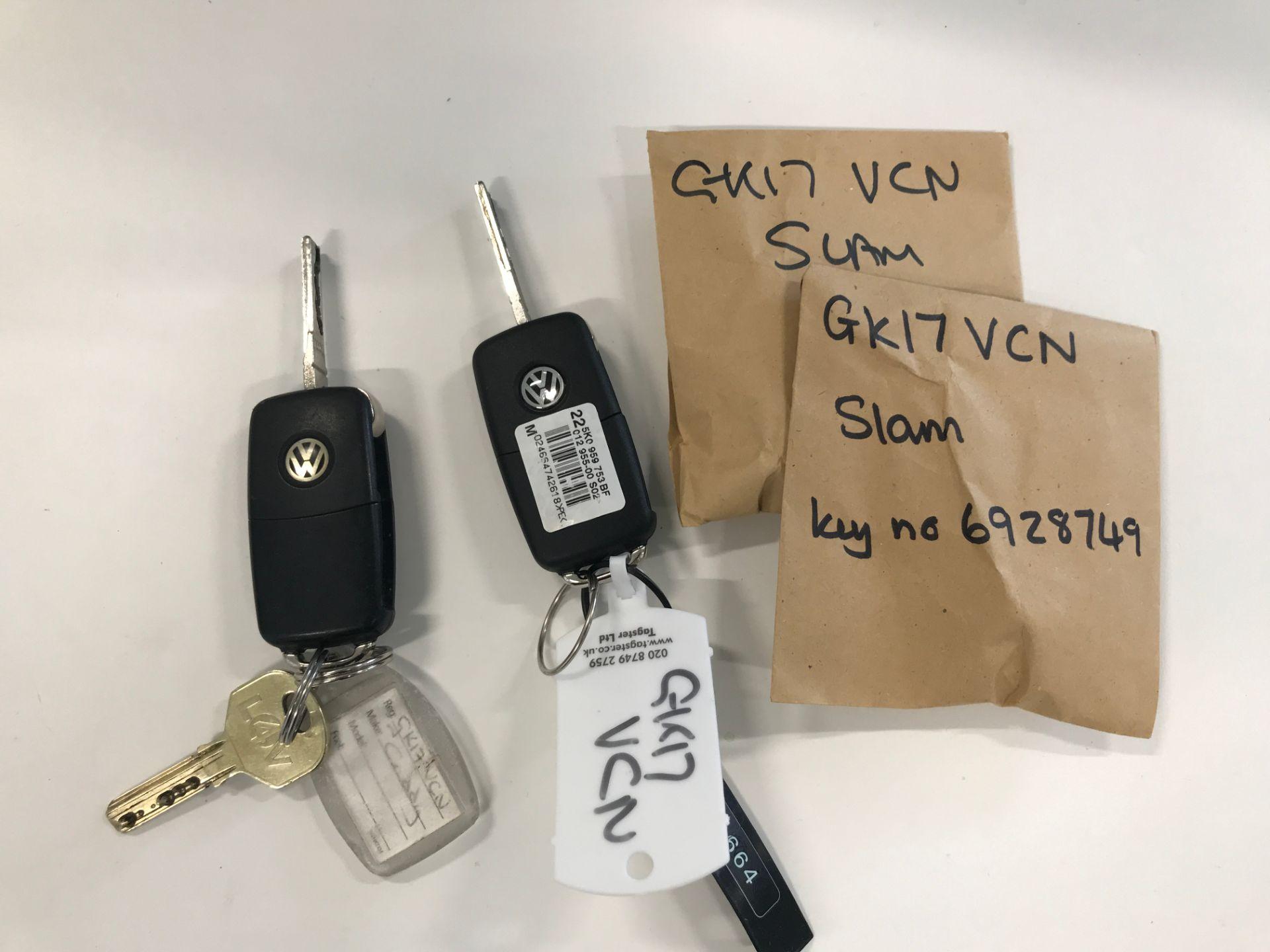 2017 Volkswagen Caddy Maxi 2.0TDI BLUEMOTION TECH 102PS STARTLINE EURO 6 (GK17VCN) Image 28