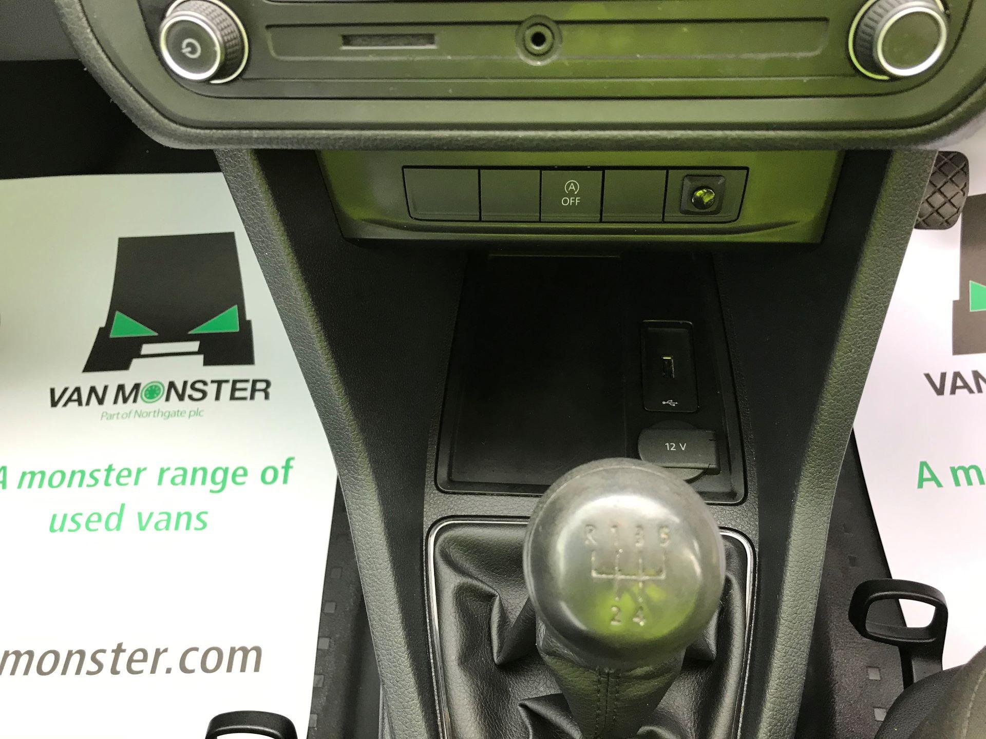 2017 Volkswagen Caddy Maxi 2.0 TDI BMT TECH 102PS STARTLINE VAN 102PS (GK17VCP) Image 21