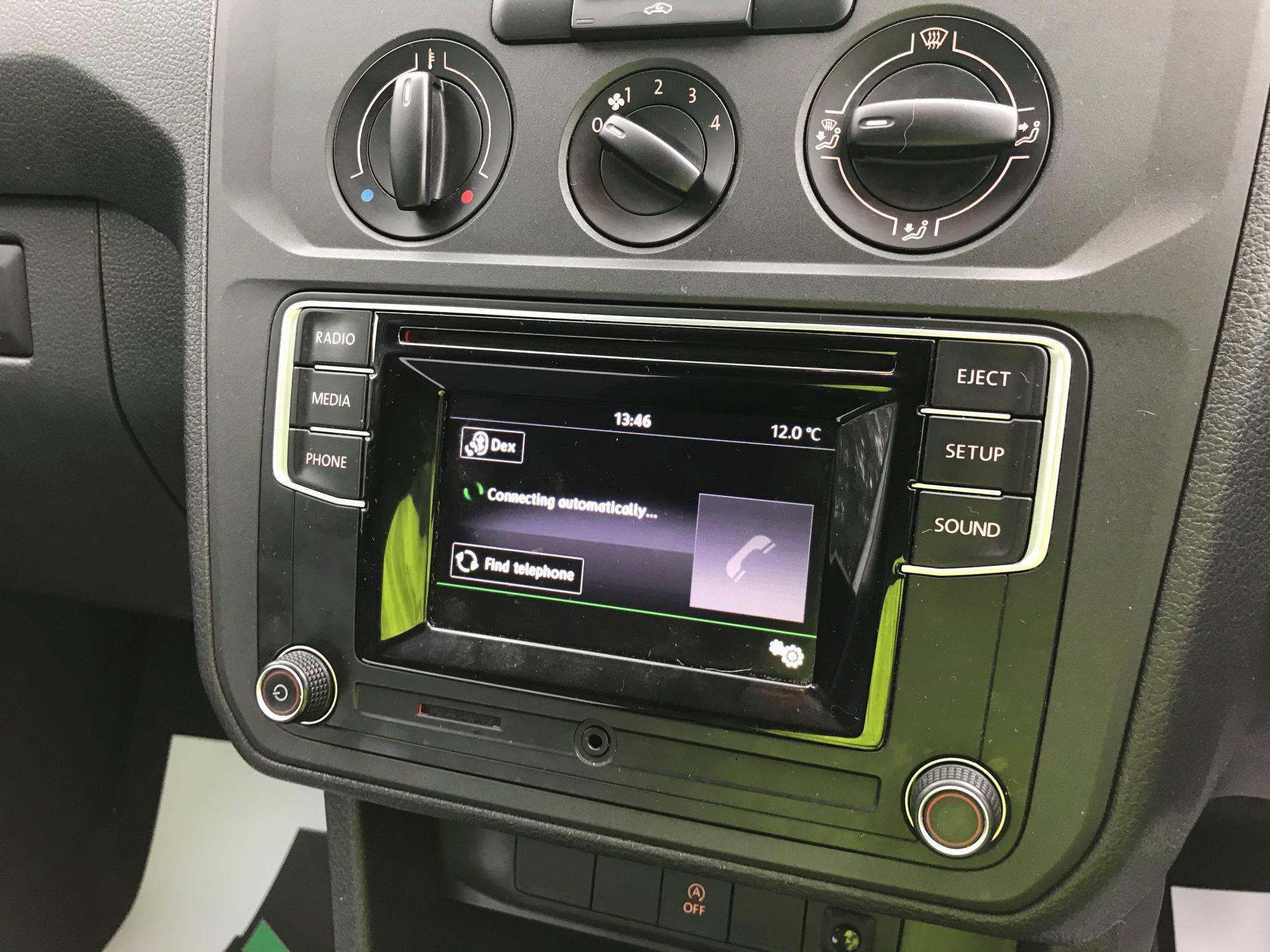 2017 Volkswagen Caddy Maxi 2.0 TDI BMT TECH 102PS STARTLINE VAN 102PS (GK17VCP) Image 26