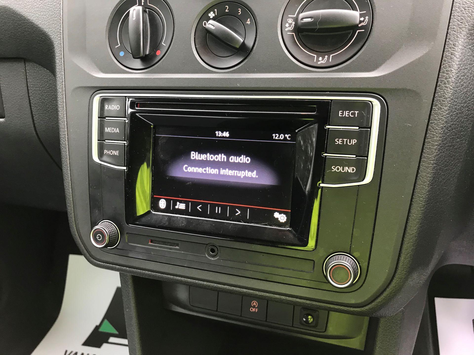 2017 Volkswagen Caddy Maxi 2.0 TDI BMT TECH 102PS STARTLINE VAN 102PS (GK17VCP) Image 25