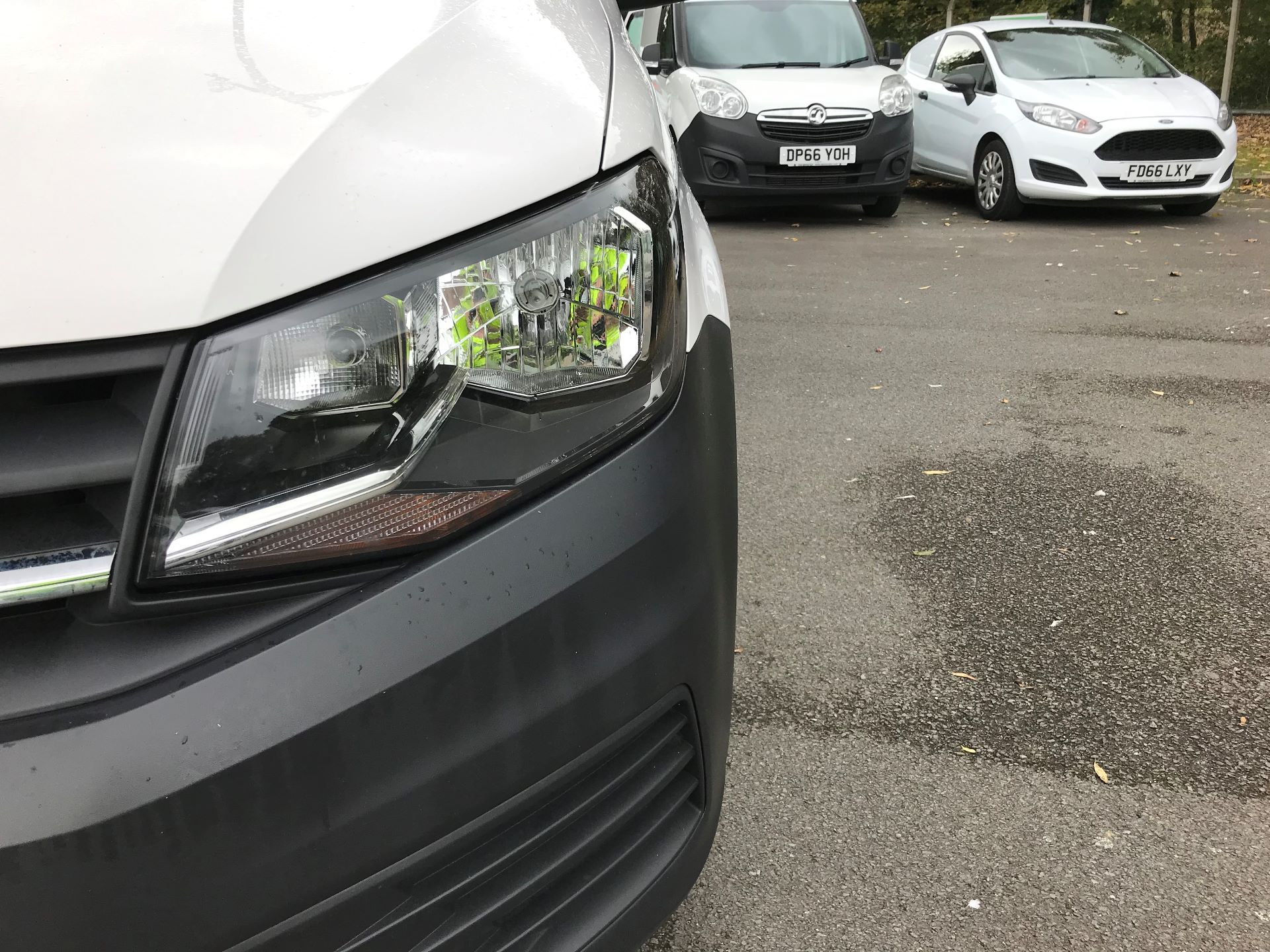 2017 Volkswagen Caddy Maxi 2.0 TDI BMT TECH 102PS STARTLINE VAN 102PS (GK17VCP) Image 12