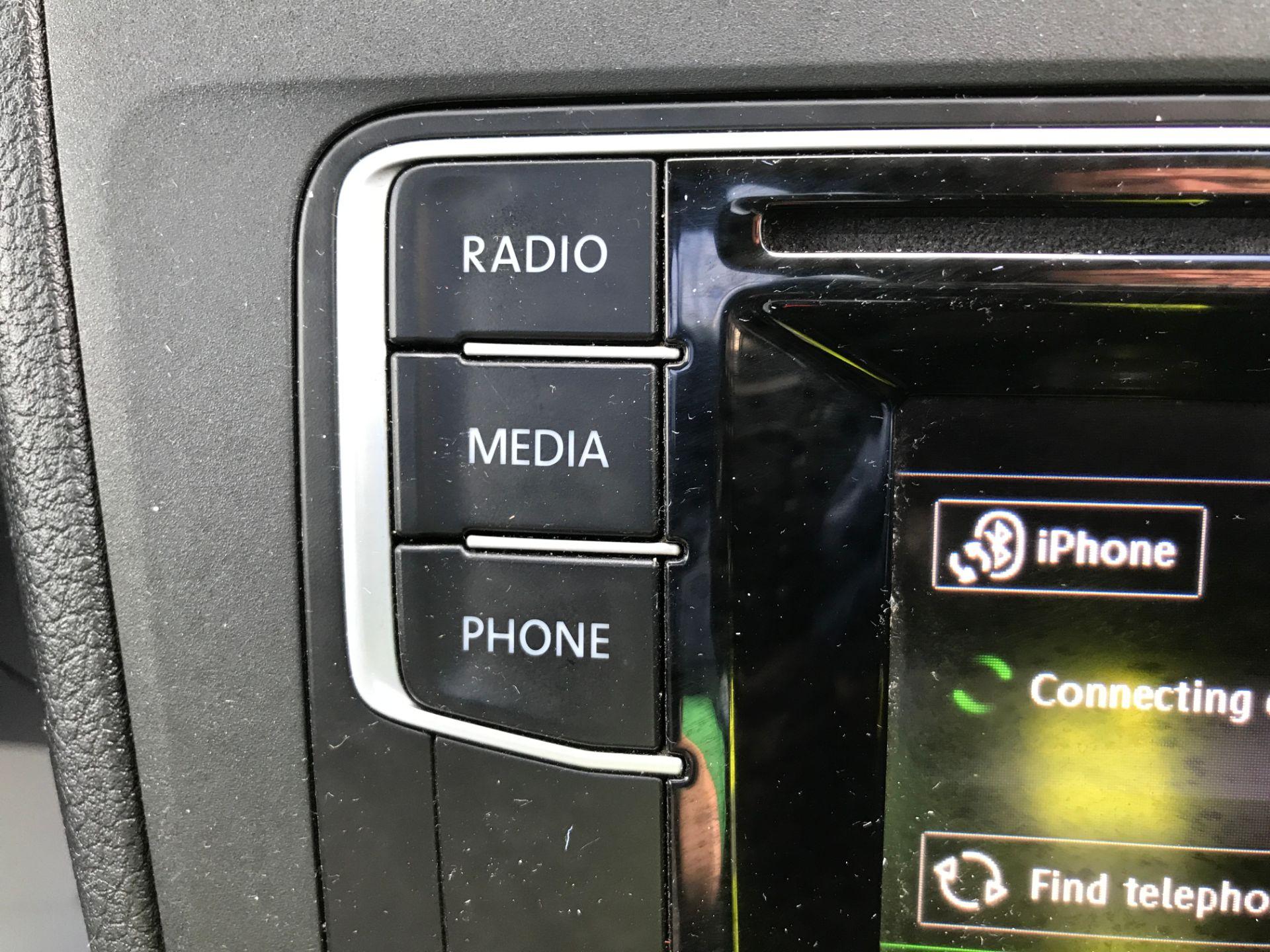 2017 Volkswagen Caddy Maxi 2.0TDI BLUEMOTION TECH 102PS STARTLINE EURO 6 (GK17VFP) Image 24