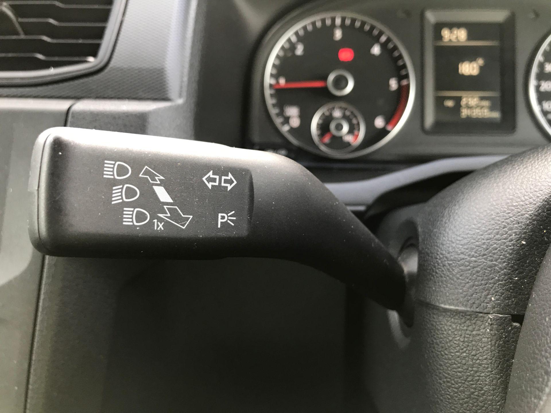 2017 Volkswagen Caddy Maxi 2.0TDI BLUEMOTION TECH 102PS STARTLINE EURO 6 (GK17VFP) Image 25