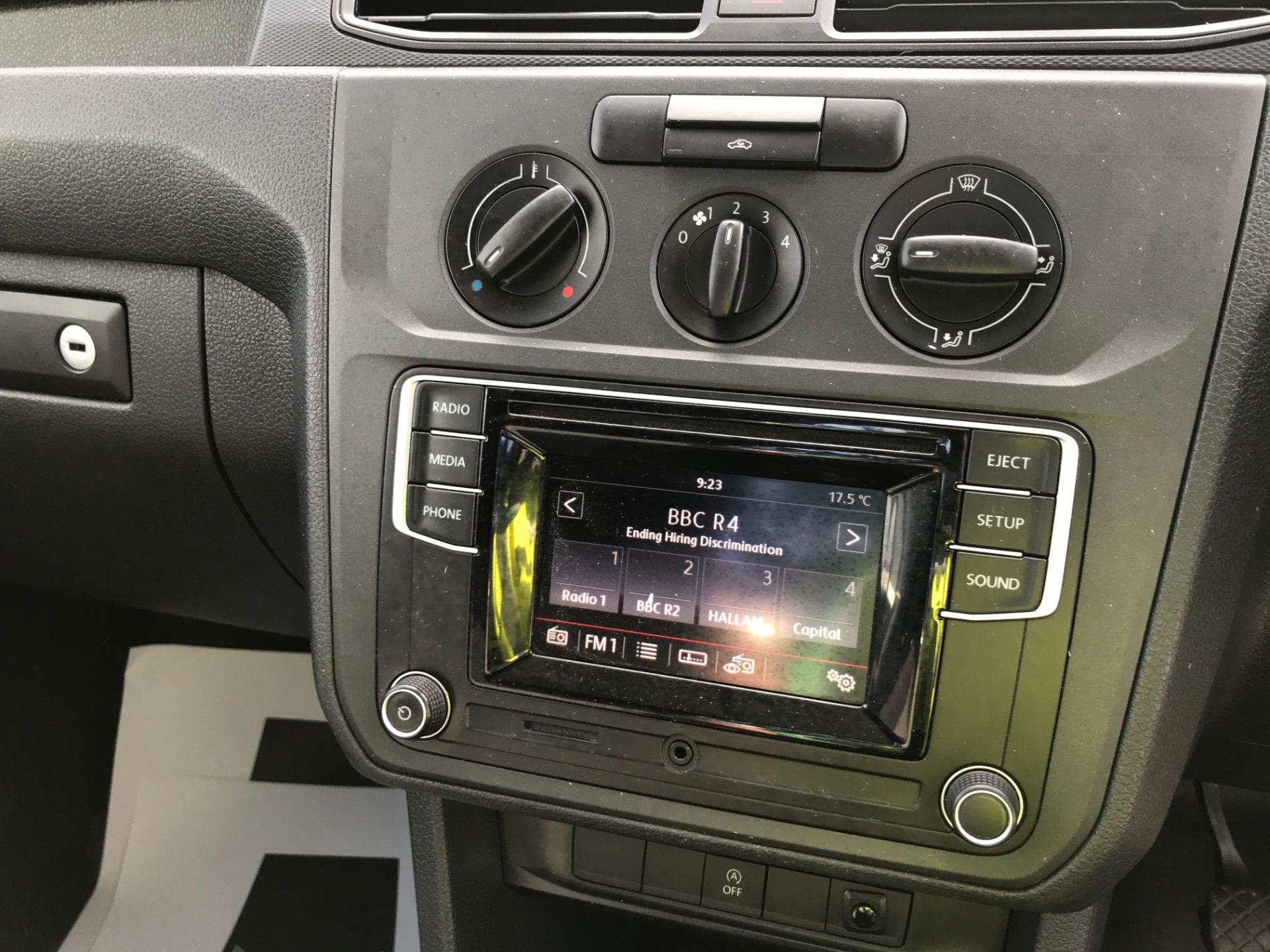 2017 Volkswagen Caddy Maxi 2.0TDI BLUEMOTION TECH 102PS STARTLINE EURO 6 (GK17VFP) Image 3