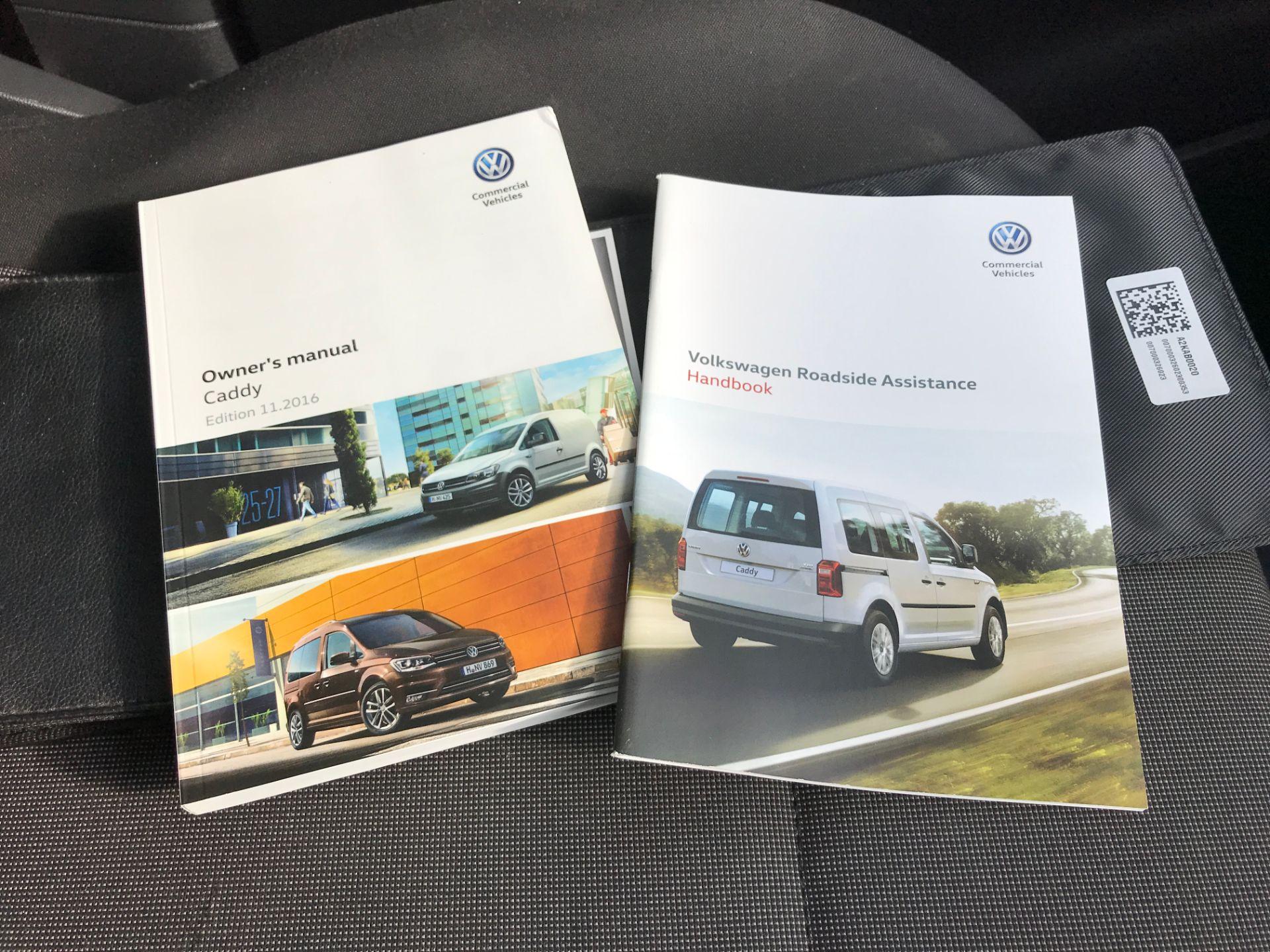 2017 Volkswagen Caddy Maxi 2.0TDI BLUEMOTION TECH 102PS STARTLINE EURO 6 (GK17VFP) Image 29
