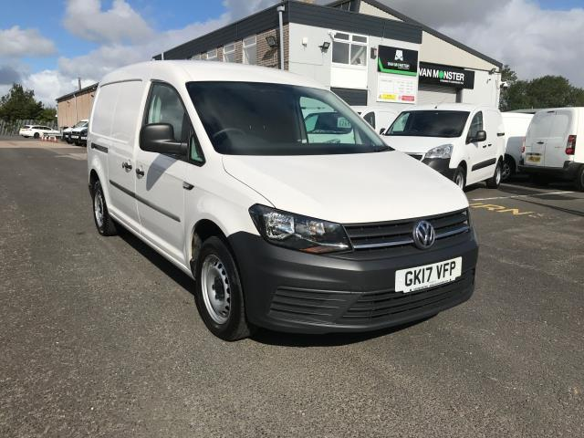 2017 Volkswagen Caddy Maxi 2.0TDI BLUEMOTION TECH 102PS STARTLINE EURO 6 (GK17VFP)