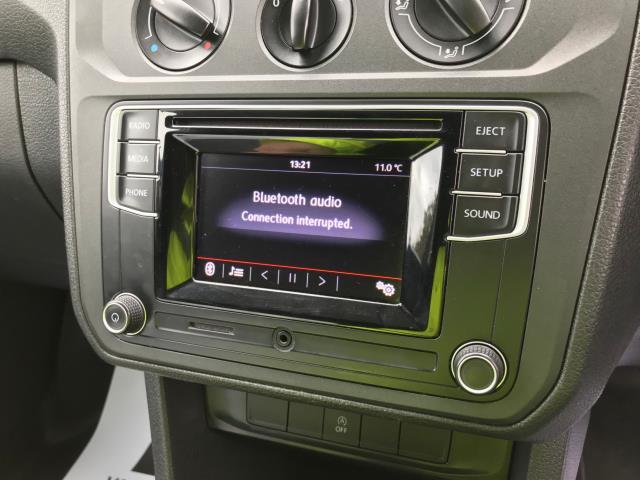 2017 Volkswagen Caddy  2.0 102PS BLUEMOTION TECH 102 STARTLINE EURO 6 (GK17XPD) Image 28
