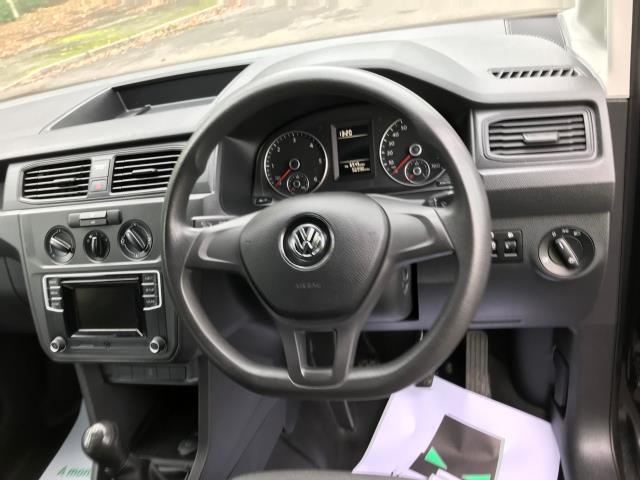 2017 Volkswagen Caddy  2.0 102PS BLUEMOTION TECH 102 STARTLINE EURO 6 (GK17XPD) Image 18