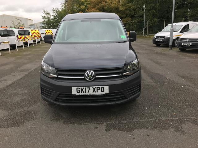 2017 Volkswagen Caddy  2.0 102PS BLUEMOTION TECH 102 STARTLINE EURO 6 (GK17XPD) Image 2