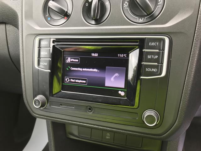 2017 Volkswagen Caddy  2.0 102PS BLUEMOTION TECH 102 STARTLINE EURO 6 (GK17XPD) Image 29