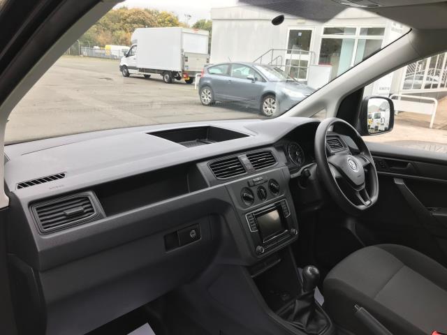 2017 Volkswagen Caddy  2.0 102PS BLUEMOTION TECH 102 STARTLINE EURO 6 (GK17XPD) Image 16