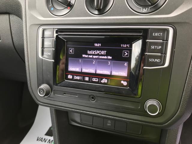 2017 Volkswagen Caddy  2.0 102PS BLUEMOTION TECH 102 STARTLINE EURO 6 (GK17XPD) Image 27