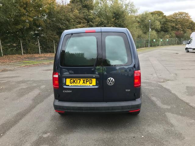 2017 Volkswagen Caddy  2.0 102PS BLUEMOTION TECH 102 STARTLINE EURO 6 (GK17XPD) Image 7