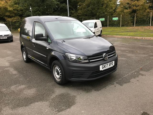 2017 Volkswagen Caddy  2.0 102PS BLUEMOTION TECH 102 STARTLINE EURO 6 (GK17XPD)