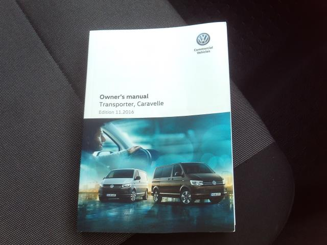 2017 Volkswagen Transporter T28 T6 2.0tdi swb 102ps Startline (GK17XRL) Image 16