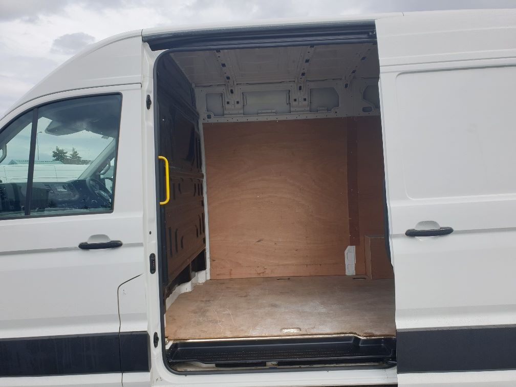 2018 Volkswagen Crafter CR35 2.0 TDI MWB HIGH ROOF 140PS STARTLINE EURO 6 (GK18ONL) Thumbnail 7