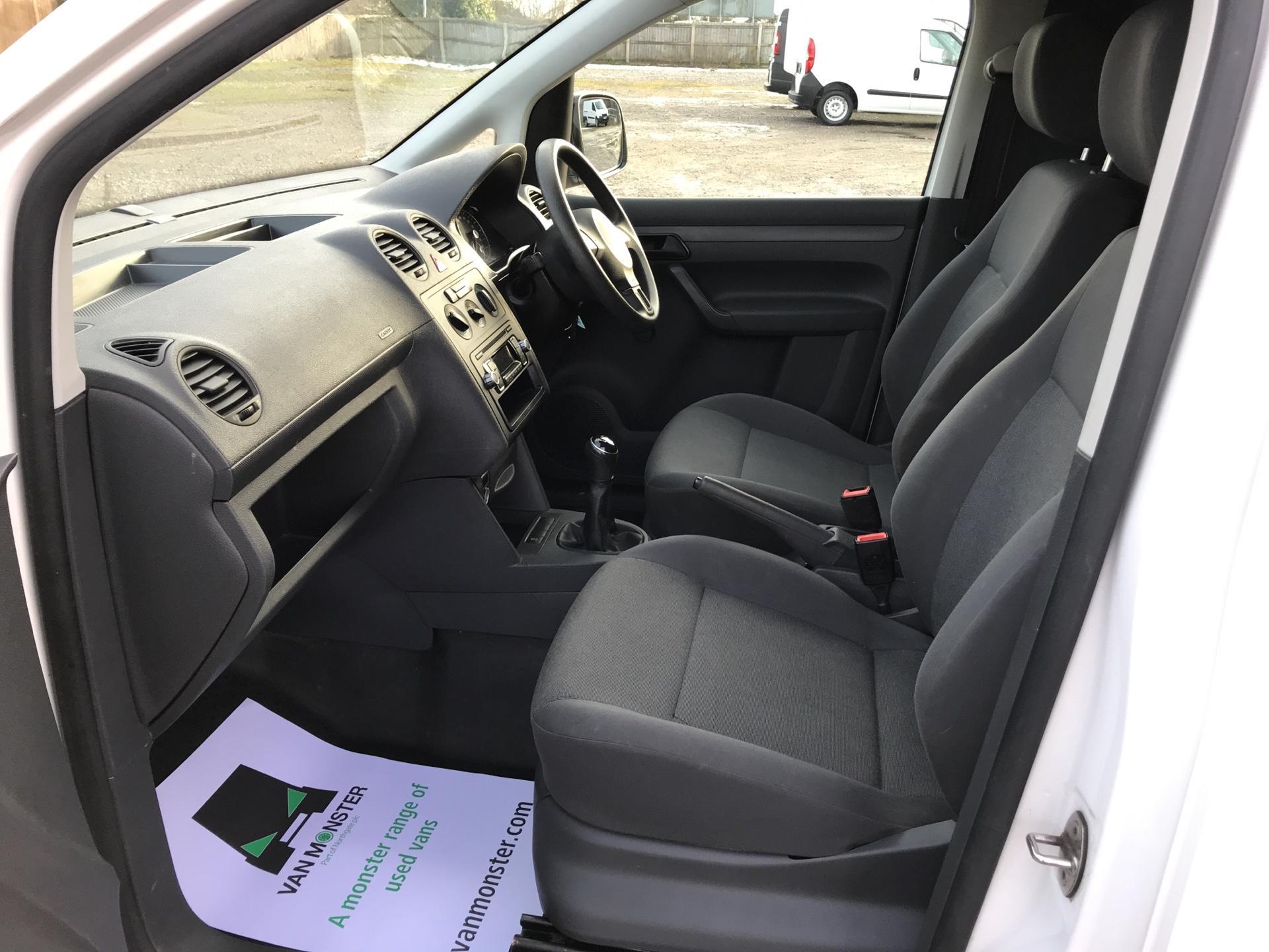2015 Volkswagen Caddy 1.6 102PS STARTLINE EURO 5 (GK65KXO) Image 14