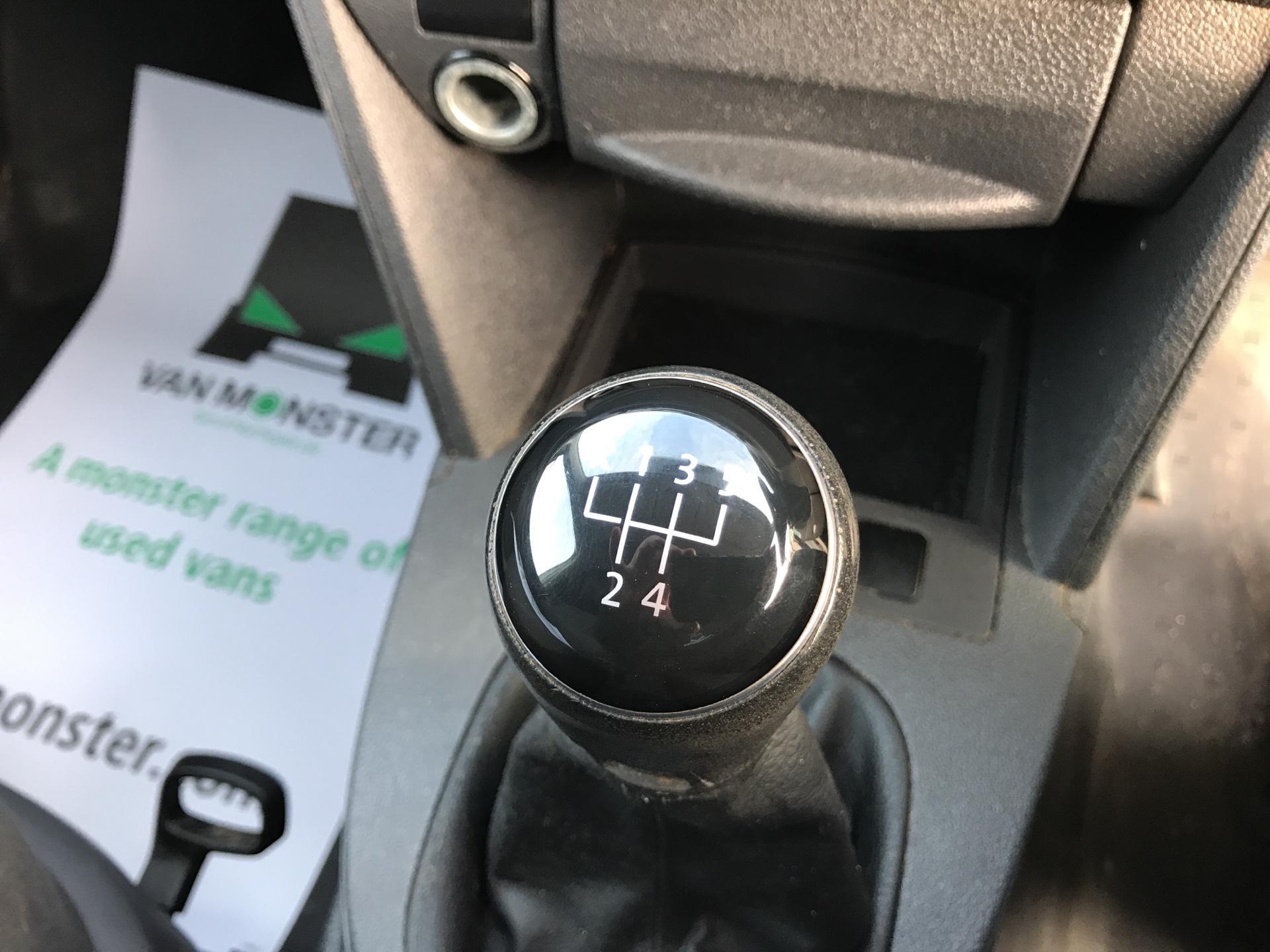 2015 Volkswagen Caddy 1.6 102PS STARTLINE EURO 5 (GK65KXO) Image 11