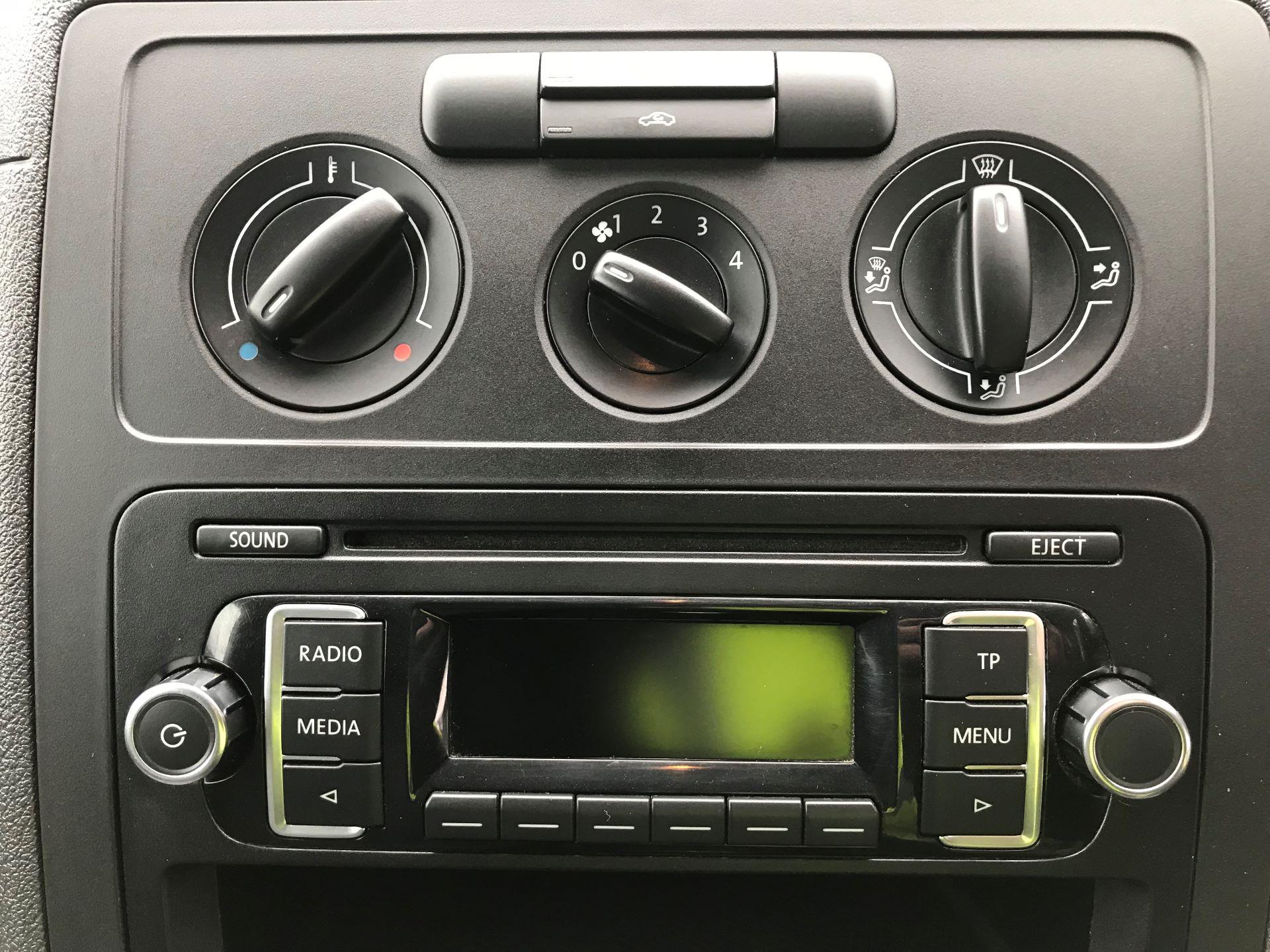 2015 Volkswagen Caddy  1.6 102PS STARTLINE EURO 5 (GK65LBO) Image 2