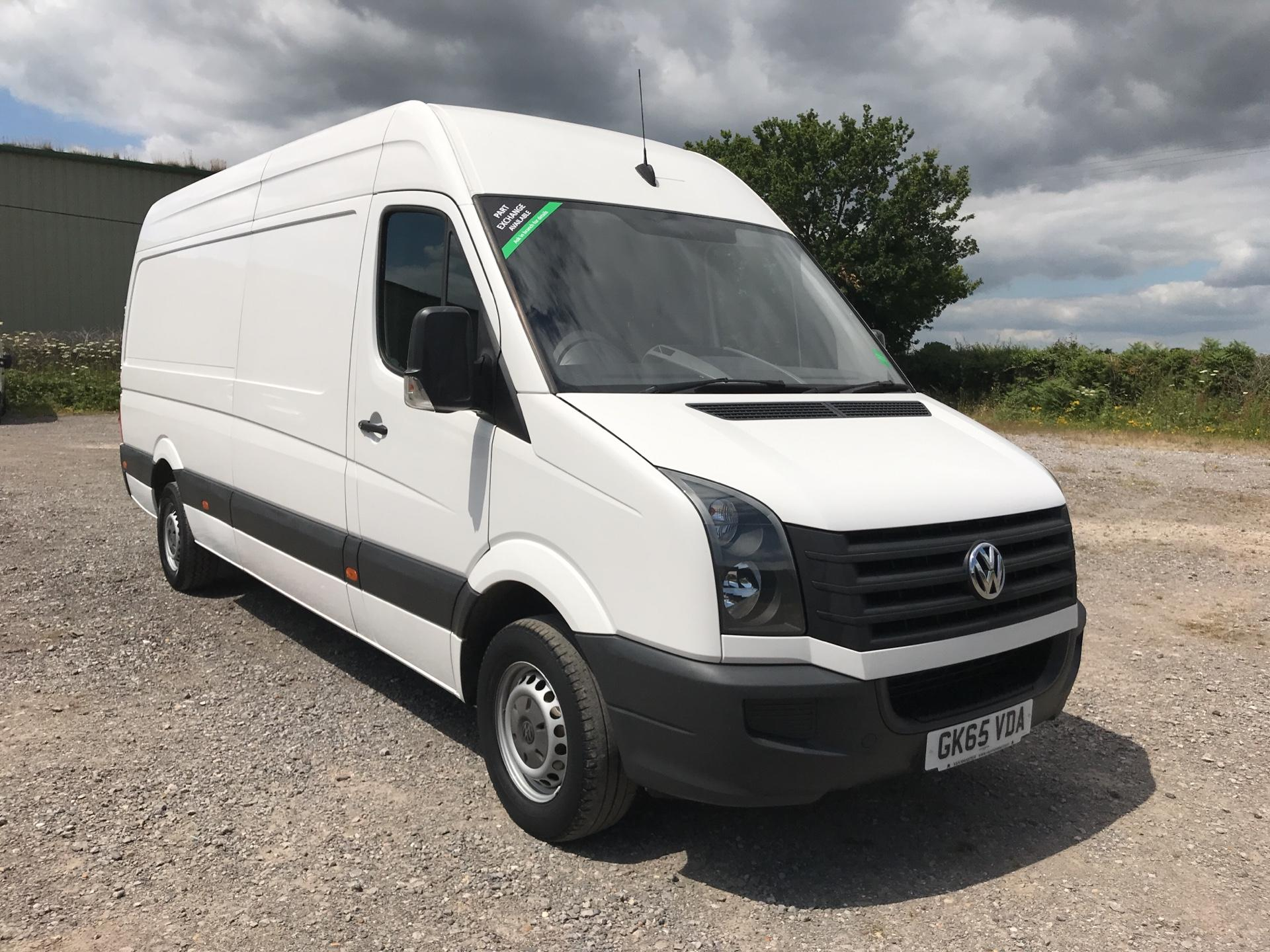 2015 Volkswagen Crafter CR35 LWB 2.0 136PS HIGH ROOF EURO 5 (GK65VDA)