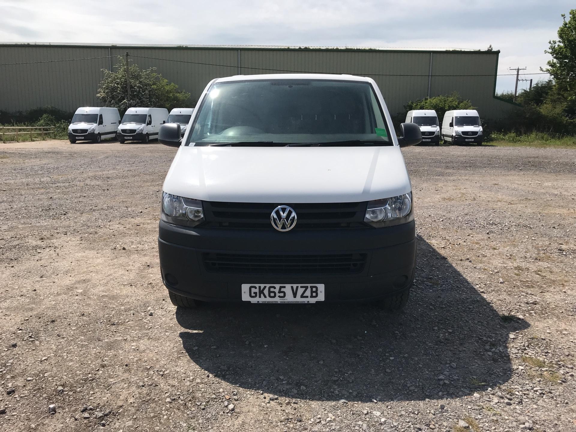 2015 Volkswagen Transporter T28 Startline Van SWB (GK65VZB) Image 8