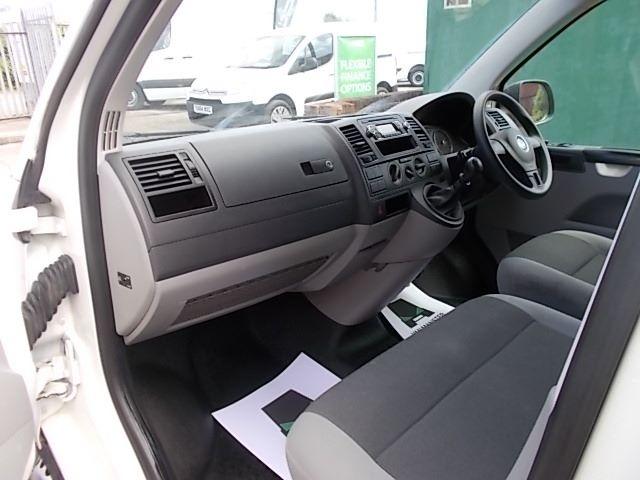 2015 Volkswagen Transporter  T28 SWB DIESEL 2.0 TDI 102PS STARTLINE EURO 5 (GK65VZC) Image 17