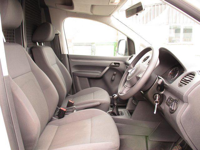 2015 Volkswagen Caddy 1.6 102PS STARTLINE EURO 5 (GK65VZS) Image 13