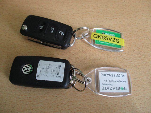 2015 Volkswagen Caddy 1.6 102PS STARTLINE EURO 5 (GK65VZS) Image 20