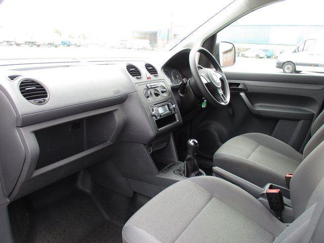 2015 Volkswagen Caddy 1.6 102PS STARTLINE EURO 5 (GK65VZS) Image 12