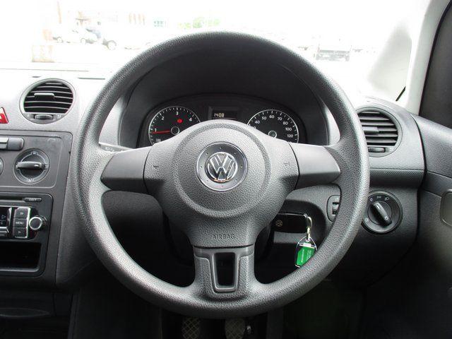2015 Volkswagen Caddy 1.6 102PS STARTLINE EURO 5 (GK65VZS) Image 16