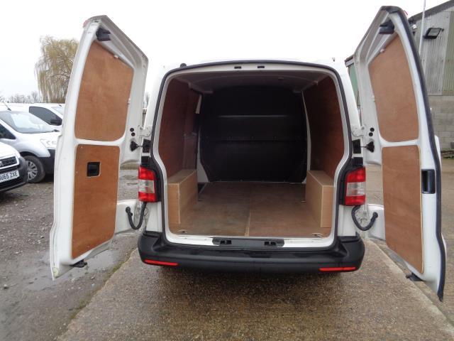 2015 Volkswagen Transporter 2.0 Tdi 102Ps Startline Van SWB (GK65VZX) Image 12