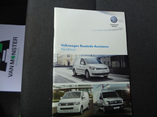 2015 Volkswagen Transporter 2.0 Tdi 102Ps Startline Van SWB (GK65VZX) Image 25