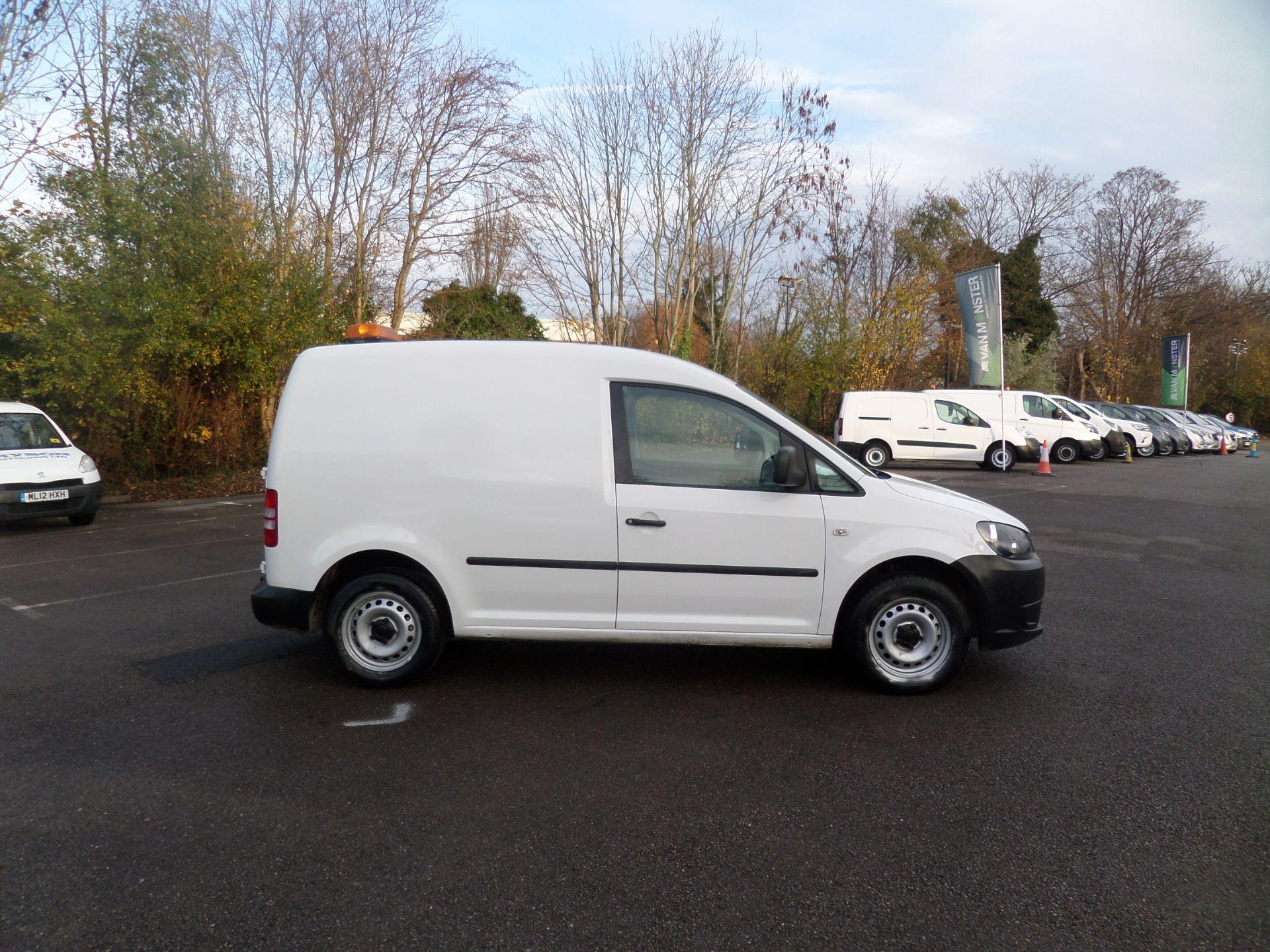 2015 Volkswagen Caddy 1.6 Tdi 75Ps Startline Van (GK65WBO) Image 2