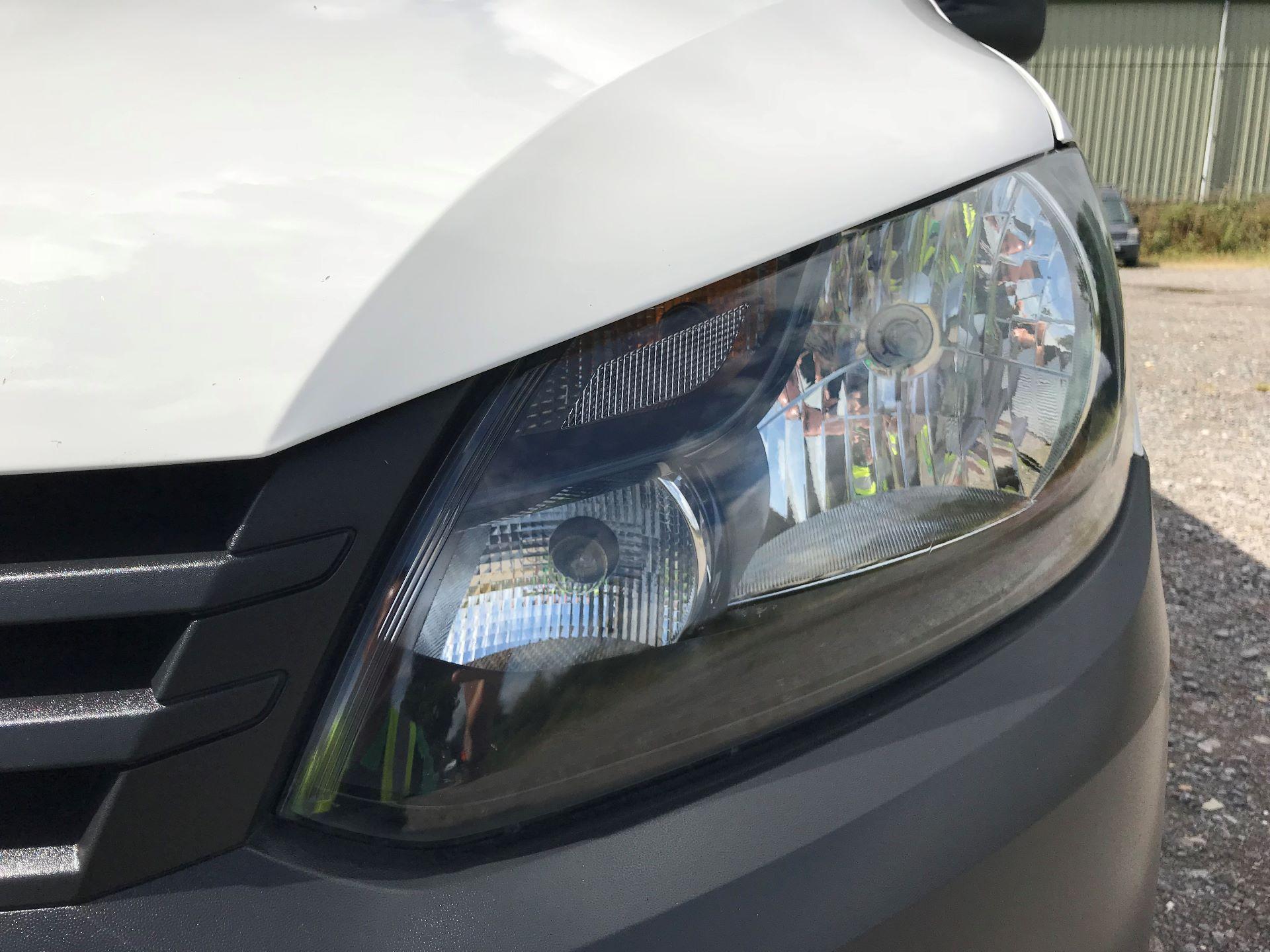 2016 Volkswagen Caddy  1.6 75PS STARTLINE EURO 5 (GK65WVE) Image 17