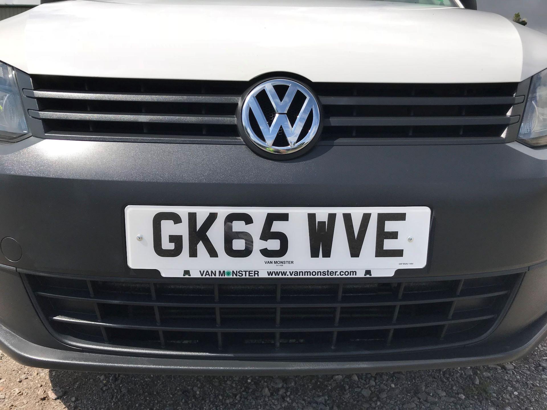 2016 Volkswagen Caddy  1.6 75PS STARTLINE EURO 5 (GK65WVE) Image 15