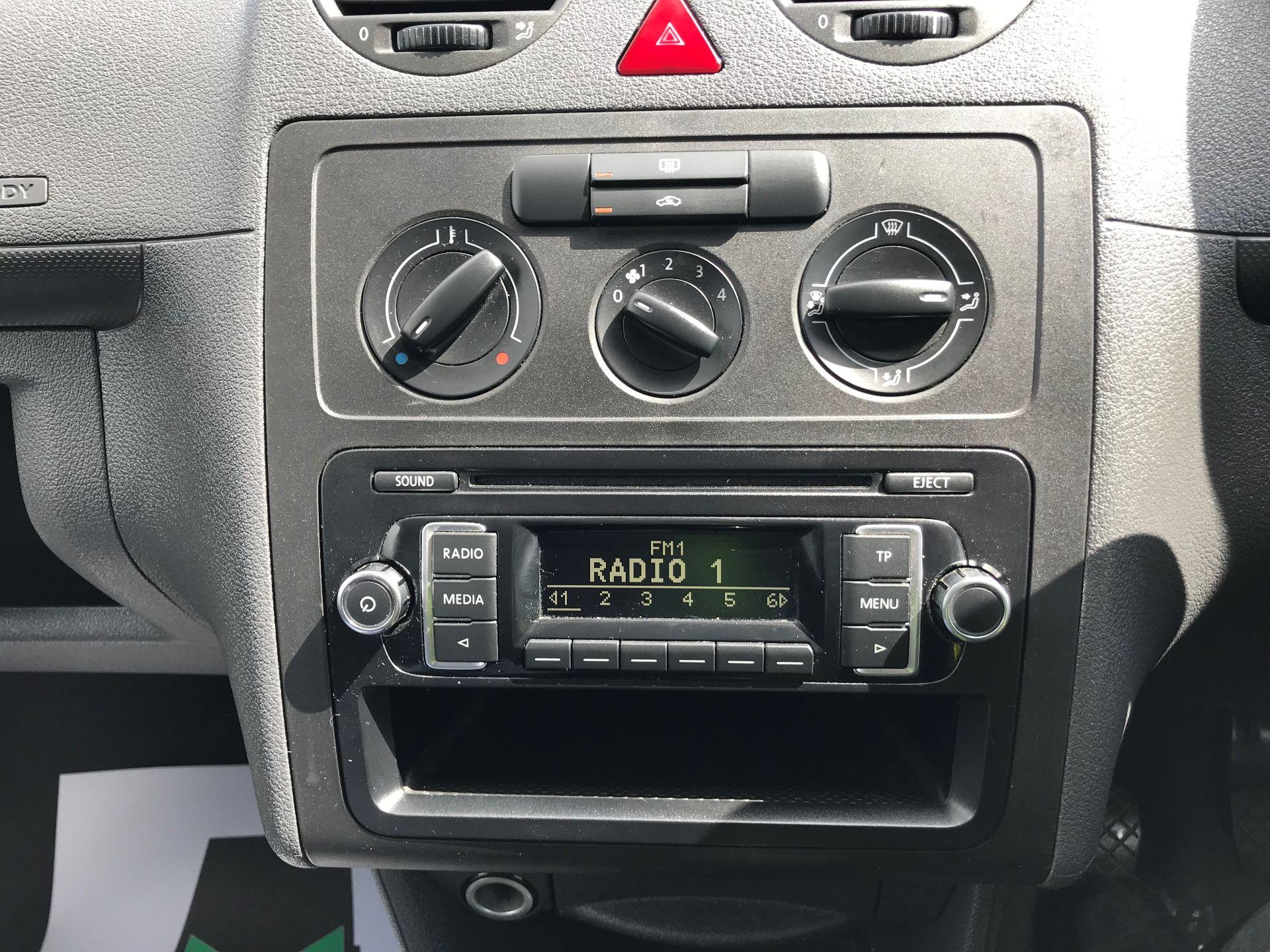 2016 Volkswagen Caddy  1.6 75PS STARTLINE EURO 5 (GK65WVE) Image 26
