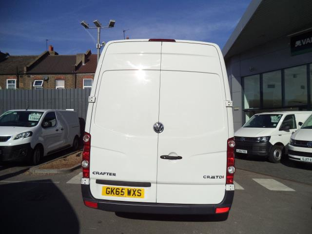 2015 Volkswagen Crafter  CR35 LWB DIESEL 2.0 TDI 136PS HIGH ROOF EURO 5 (GK65WXS) Image 5