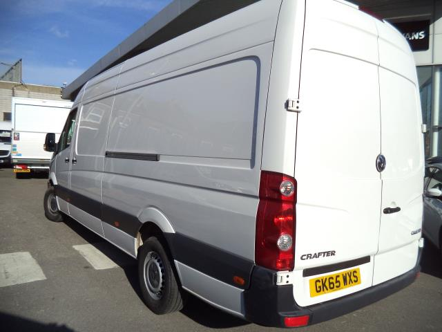 2015 Volkswagen Crafter  CR35 LWB DIESEL 2.0 TDI 136PS HIGH ROOF EURO 5 (GK65WXS) Image 4