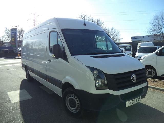 2015 Volkswagen Crafter  LWB CR35 DIESEL 2.0TDI 136PS HIGH ROOF VAN EURO 5 (GK65WXS)