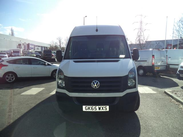 2015 Volkswagen Crafter  CR35 LWB DIESEL 2.0 TDI 136PS HIGH ROOF EURO 5 (GK65WXS) Image 2