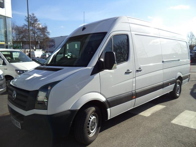 2015 Volkswagen Crafter  CR35 LWB DIESEL 2.0 TDI 136PS HIGH ROOF EURO 5 (GK65WXS) Image 3