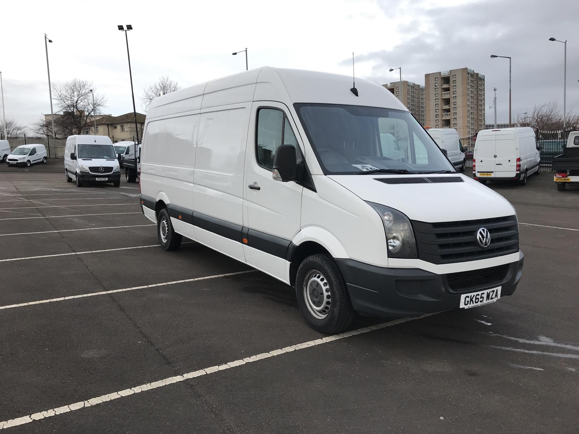 2015 Volkswagen Crafter 2.0 Tdi 136Ps LWB HIGH ROOF VAN (GK65WZA)