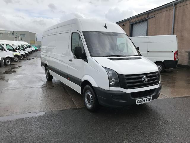 2015 Volkswagen Crafter  CR35 LWB HIGH ROOF 2.0TDI 136PS EURO 5 (GK65WZB)