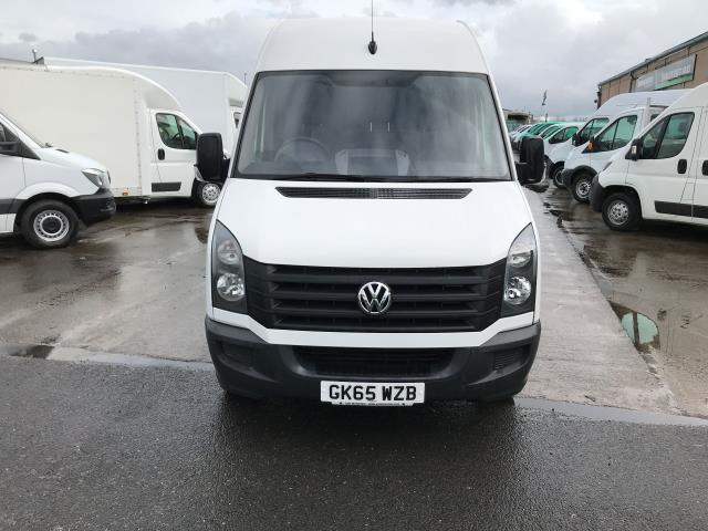 2015 Volkswagen Crafter  CR35 LWB HIGH ROOF 2.0TDI 136PS EURO 5 (GK65WZB) Image 13