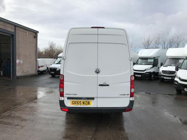 2015 Volkswagen Crafter  CR35 LWB HIGH ROOF 2.0TDI 136PS EURO 5 (GK65WZB) Image 9