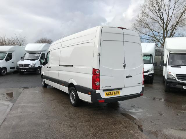 2015 Volkswagen Crafter  CR35 LWB HIGH ROOF 2.0TDI 136PS EURO 5 (GK65WZB) Image 10